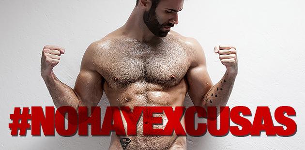 #NoHayExcusas: El libro motivacional de un friki gay