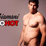 Leo Giamani es dueño de una anaconda