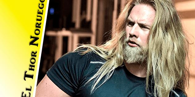 Thor noruego: La nueva sensación en las redes