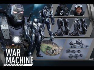 Hot Toys War Machine 2016