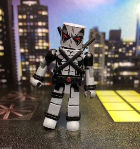 Diamond Select Deadpool X-Force Minimates