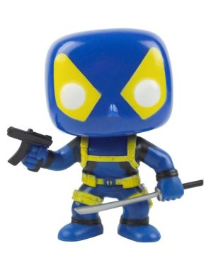 Funko Deadpool blue