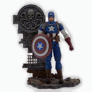 Marvel Select 2016 Kapitan Ameryka