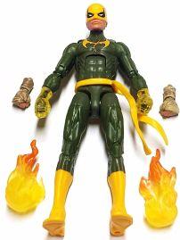 Figurki Doctor Strange - Marvel Legends BAF Dormammu - Iron Fist