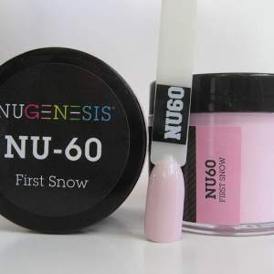 NuGenesis Dipping Powder - First Snow NU-60