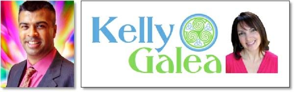 Hemal Radia on Kelly Galea show