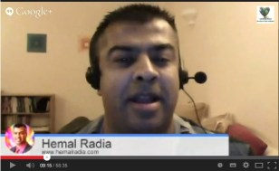 Authenticity & Law of Attraction with Hemal Radia
