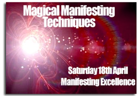 Magical Manifesting Techniques