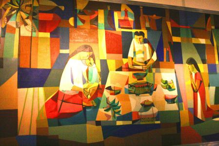 Vicente Manansala Paintings And Their Names
