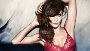 Global Launch for Triumph Essence with Helena Christensen