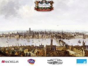 London – 'A City Through Time' iPad App