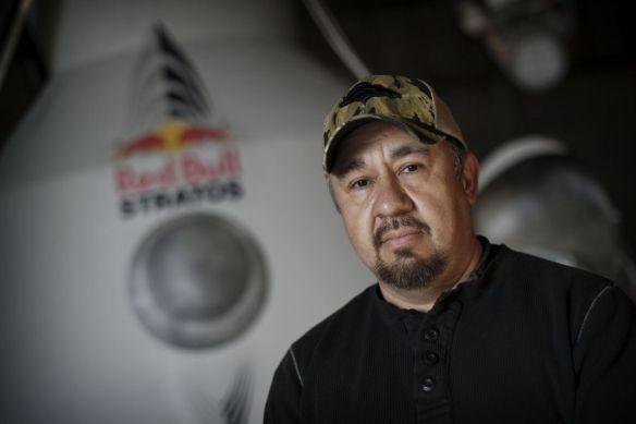 Ed Coca ATA Crew Chief Red Bull Stratos