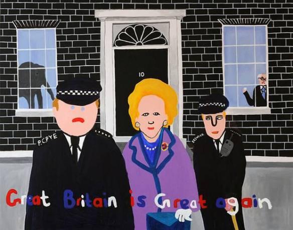 Beswick & Pye's 'Great Britain is Great Again'