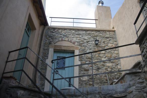 Cretan Thyme at Lastros, Crete