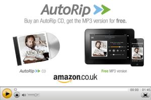 Amazon Autorip Launches in the UK