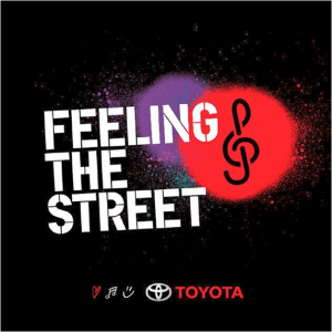 Feeling the Street #FTS Toyota