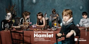 THEATRE: Benedict Cumberbatch in Hamlet at the Barbican Theatre London