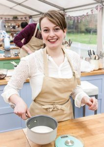 Festive canapés from Bake Off Flora Shedden and ao.com