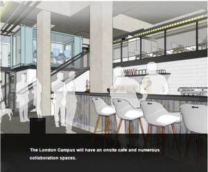 rocketspace cafe london