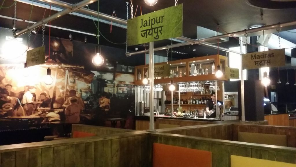 Chai Thali - interior