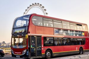 Shell, bio-bean and Coffee-Drinkers Help Power London's Buses