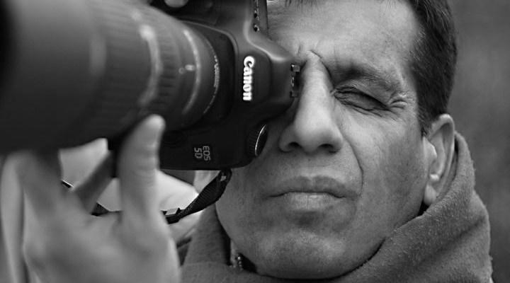 Ibrahim Al Sulaiman. Foto: Milan Bejbl