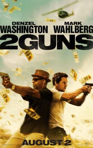 "... Washington and Mark Wahlberg Star In New Movie ""2 GUNS"" [Trailer"