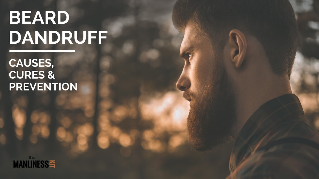 How to Cure Beard Dandruff