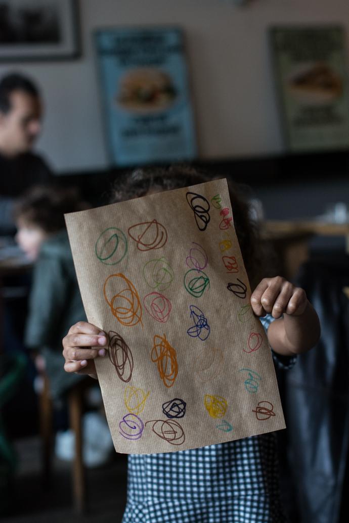 Les Niçois, a kid-friendly restaurant in Paris | More on Mannaparis.com