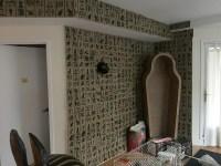 Decorative Foam Wall Stamps - Wall Decor Ideas