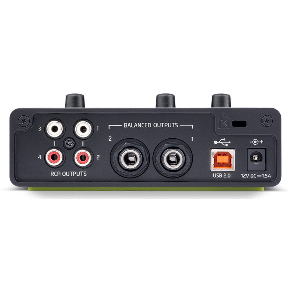 Loog Kopen Novation Audiohub 2x4 Usb Audio Interface Usb Hub