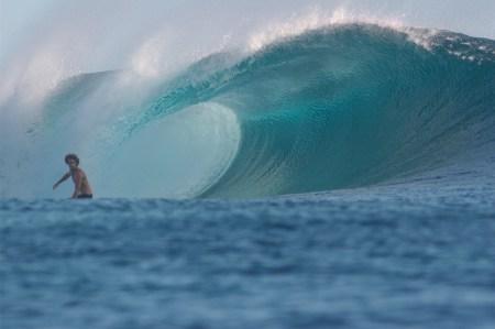 Upolu Samoa Surfing