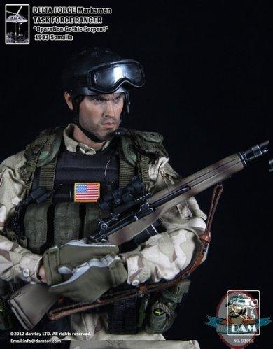 Sniper Rifle Wallpaper Hd 1 6 Delta Force Marksman Task Force Ranger Man Of Action