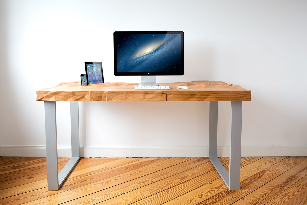 Büro Im Wohnzimmer Integrieren 25 Best Desks For The Home Office Man Of Many