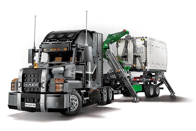 Transform with the Lego Technic 2-in-1 Mack Truck Man of Many