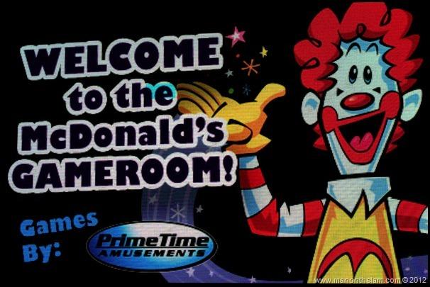 World's Largest McDonald's, Orlando, Florida Aeroplan 009