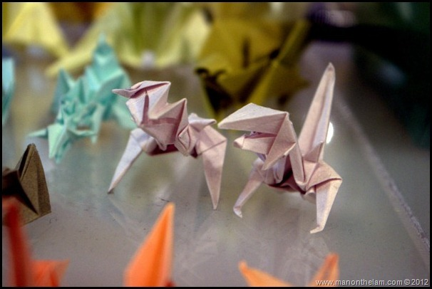 Japan Origami Museum -- Narita Airport -- Tokyo, Japan 20