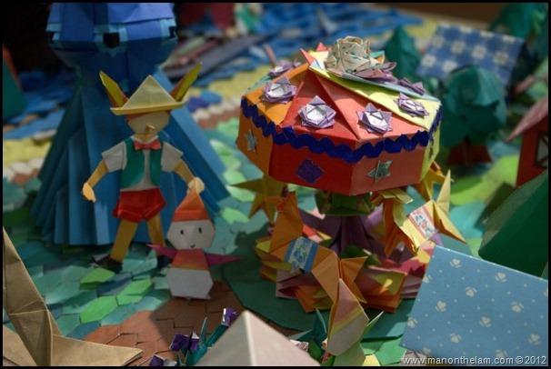 Japan Origami Museum, Tokyo Japan 54