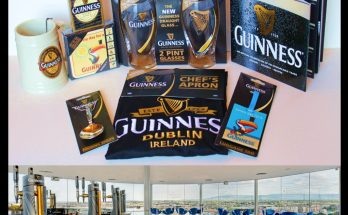 A Quirky Dublin City Tour + Win a Guinness Prize Pack #storehousestoryCA