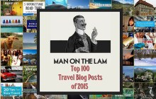 Top 100 Travel Blog Posts of 2015 (so far) by Social Media Shares