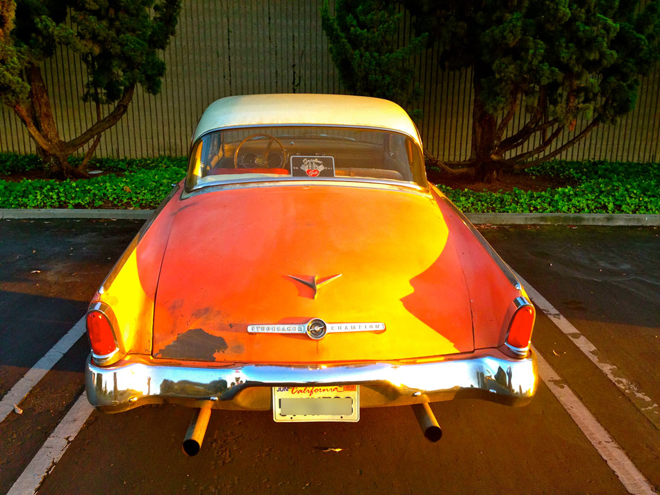 "Studebaker Champion ""Starliner"" – Torrance, California :: Man On The Move"