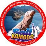 sail komodo 2013 logo