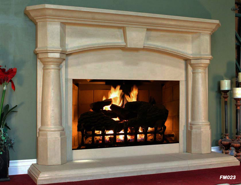 Fireplaces Mantels Ideas Mantel Depot Fireplace Mantel Model Fm023 In San Diego, Ca