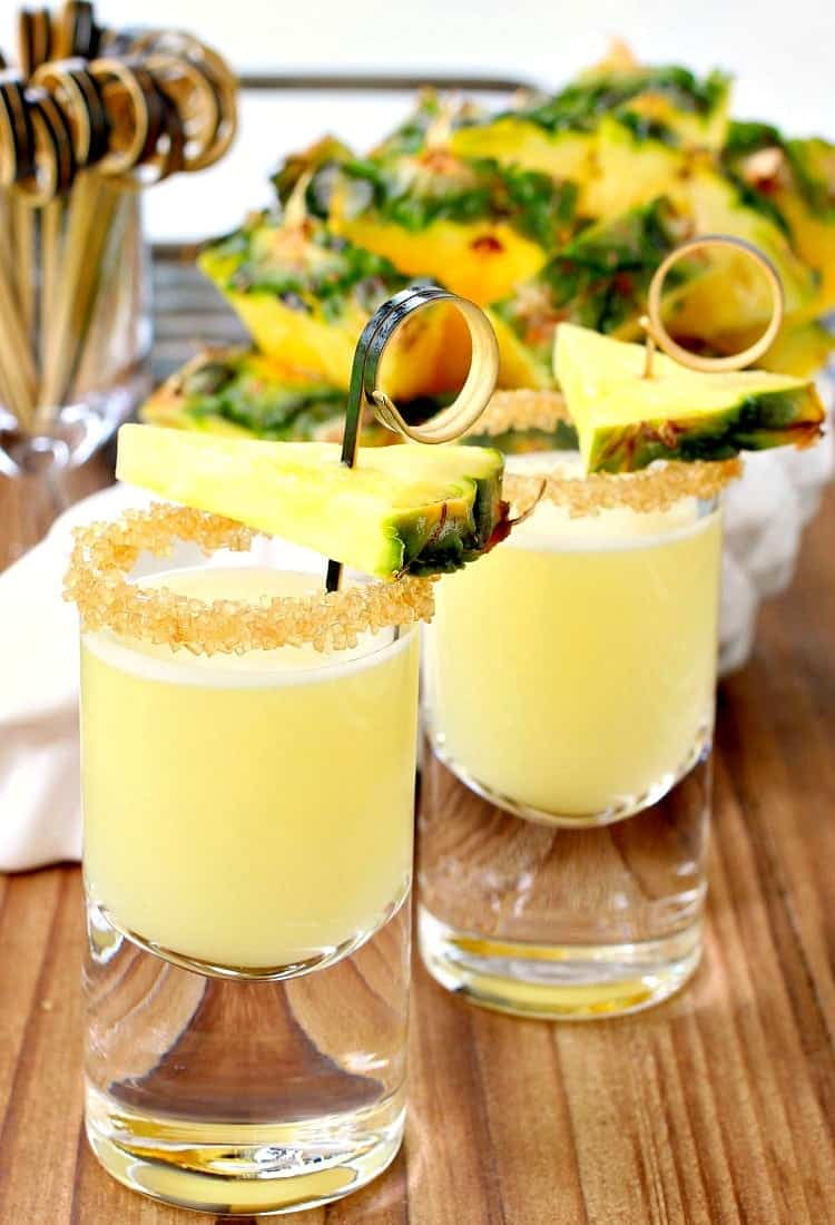 Shots Rezepte Double Trouble Tropical Tequila Shots | A Fun Tequila