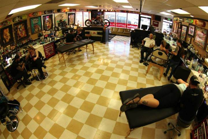 Denver 39 s best tattoo shop best tattoo and piercing for Tattoo shops in colorado springs