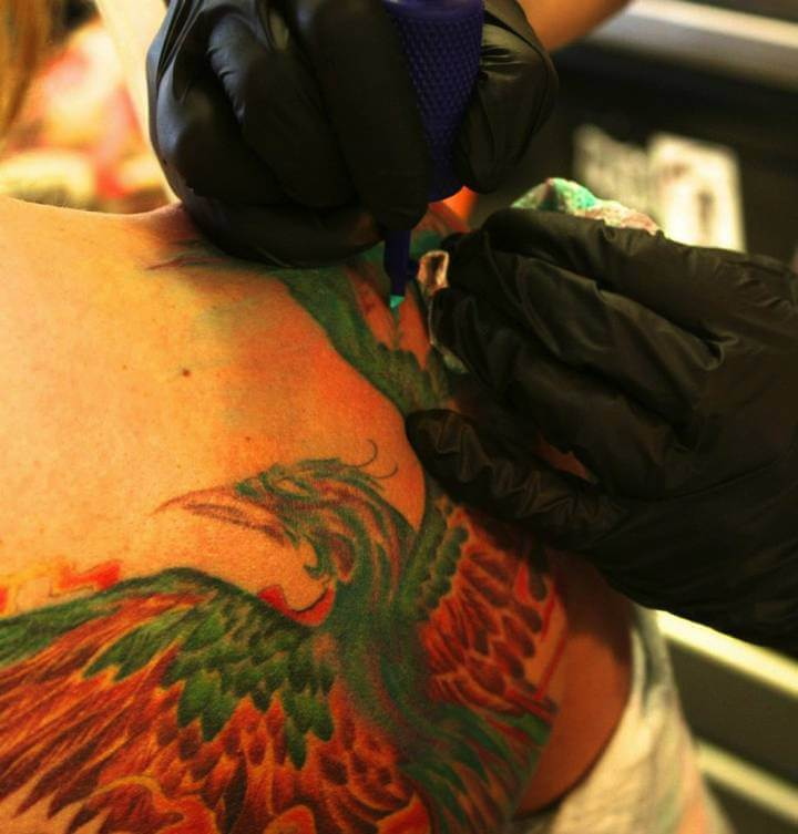 5 Aftercare Tips for Your Mantra Custom Tattoo