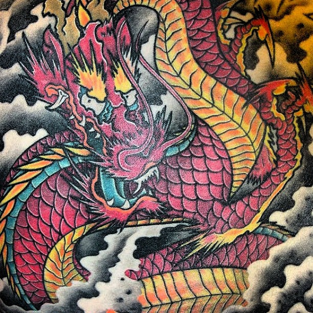 Tattoo by Chris Jaws