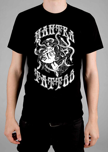 Mantra Tattoo Yaws T-shirt