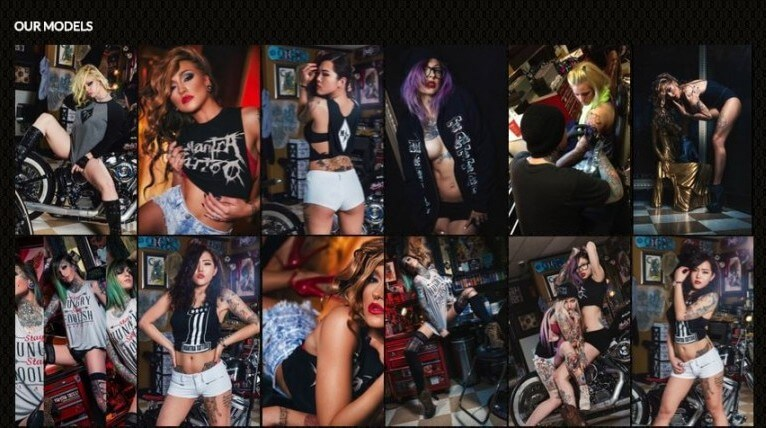 Mantra Tattoo Model Gallery is about to get bigger!