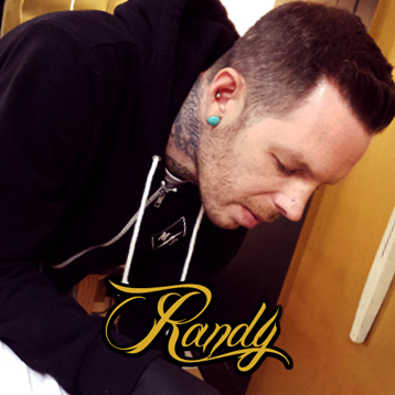 Randy Piercing at Mantra